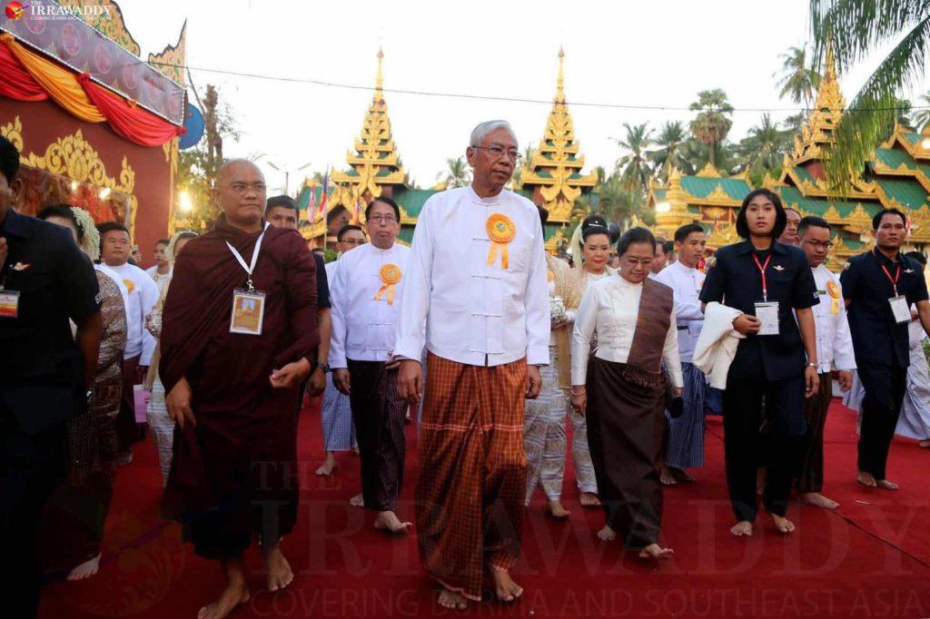 缅甸总统吴听觉
